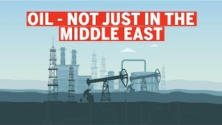 Is the Middle East not the most important oil exporter anymore?