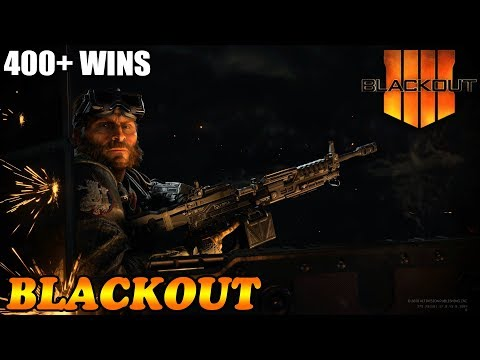 CoD Blackout // 410 Wins!! // Call of duty Blackout // CoD // PS4 thumbnail