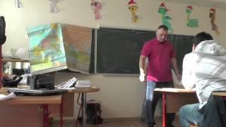 Судейский семинар по бейсболу и софтболу 2014г._Часть I_ Михаил Ларькин