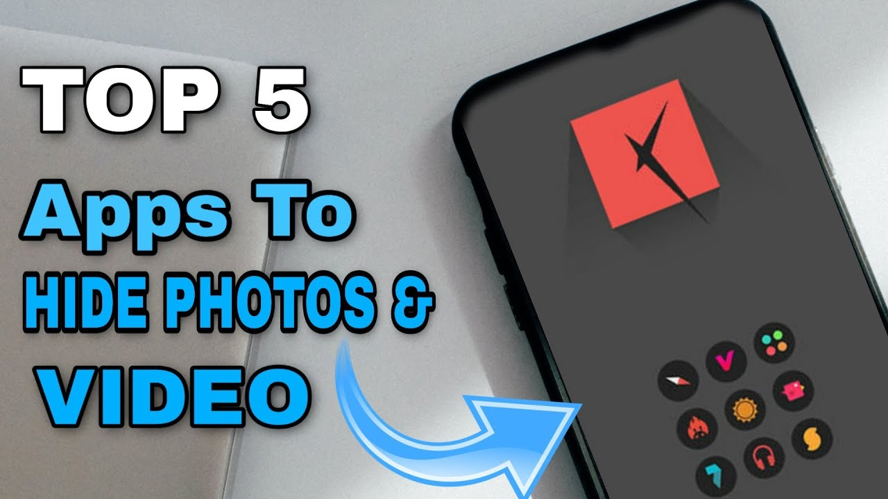 Top 5 Apps To Hide Photos And Videos Best 5 Photo And Video Hidding App Photos And Videos Hide Youtube