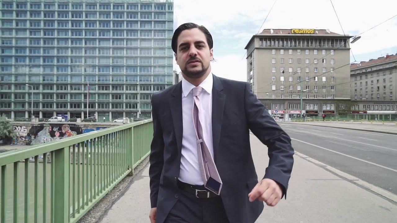 Wiener Portraits - Walid Azak