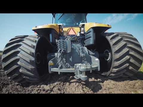 Ziegler Ag Equipment: Challenger MT800 Tractor Walk Around