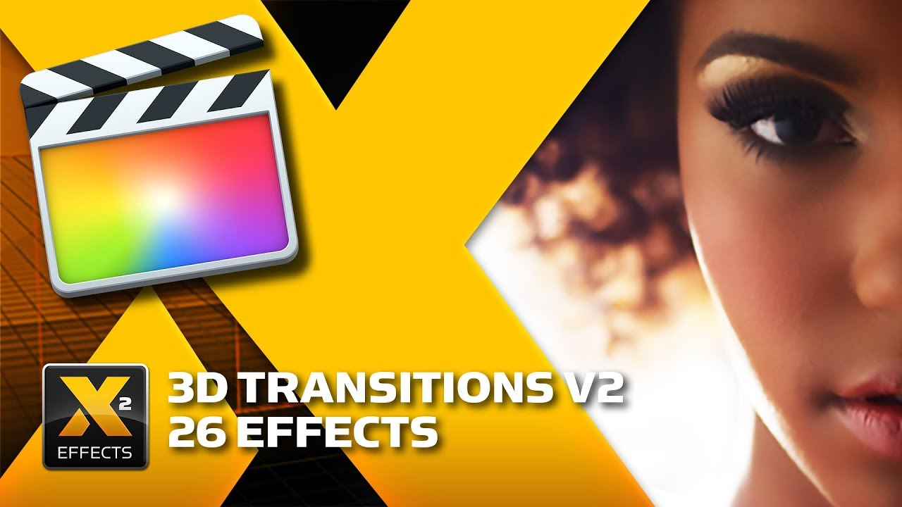 XEffects 3D Transitions