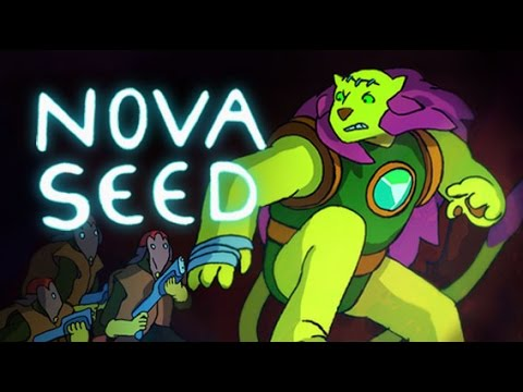 Download NOVA SEED - Official Trailer 03/ Gorgon Pictures Inc.