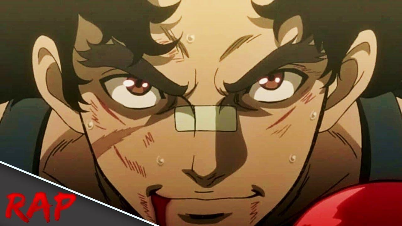 Rap do joe megalo box anime 78 byakuran
