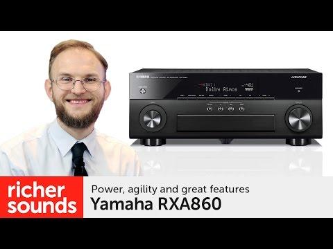 Yamaha RXA860 - AV receiver | Richer Sounds