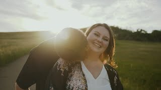 Adam + Brittany Engagement Film || Fort Lincoln State Park