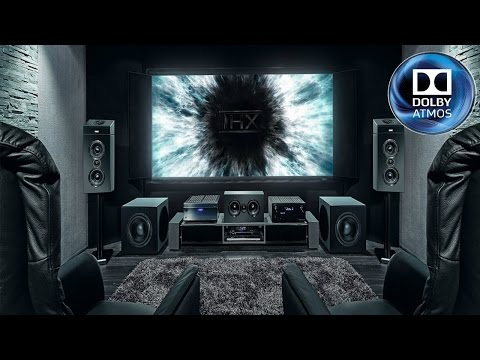 Onkyo SURROUND SOUND unboxing.