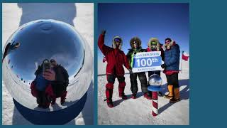The South Pole Last Degree and Mount Vinson - What You Need To Know