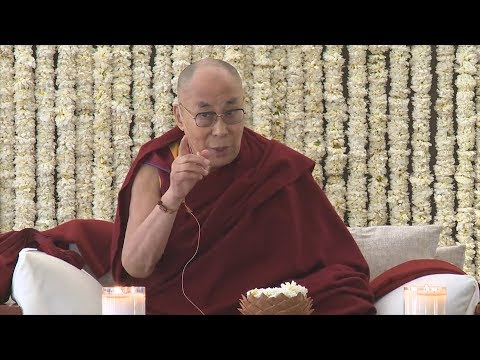 Sunyata and the Three Turnings of the Dharma Wheel | Teaching by His Holiness the 14th Dalai Lama