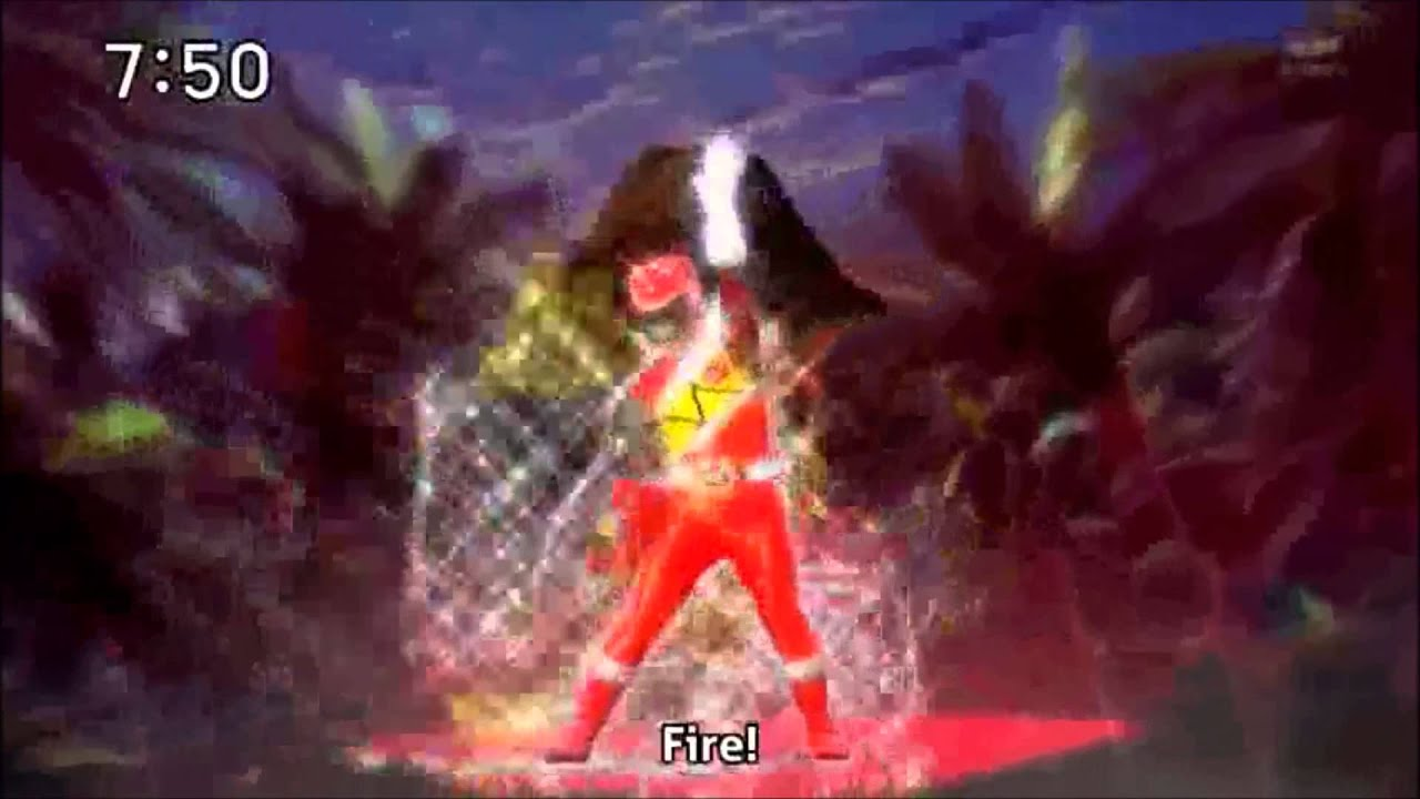 Kyuryu Red Carnival Transformation - YouTube