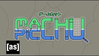 Gemusetto Machu Picchu | adult swim