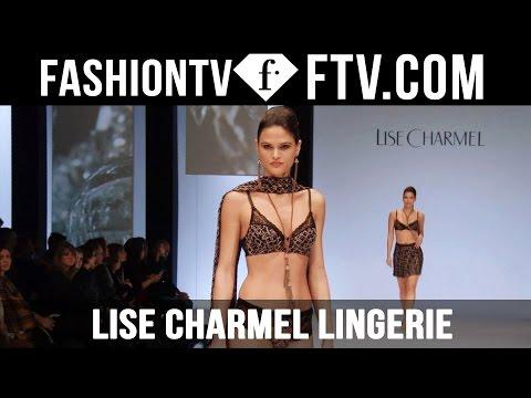 Paris salon de la lingerie S/S 16 - Lise Charmel Lingerie - 2   FashionTV