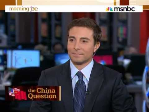 """The China Question"" on Morning Joe"