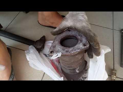 Daewoo Nexia A15SMS Забился катализатор.