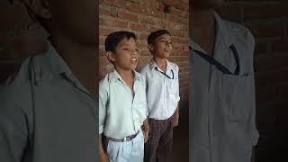 Junior singer of s.v.n public school...😎😎😎😎(1)