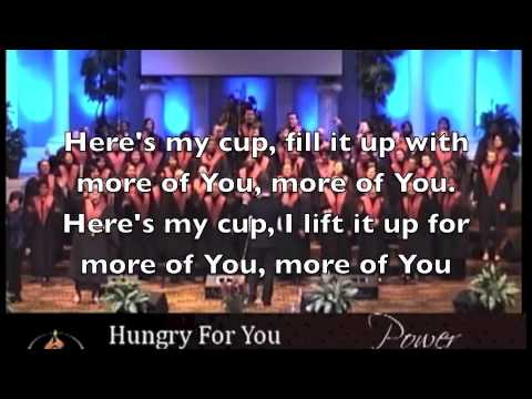 Hungry For You by Shara McKee & The Pentecostals of Katy