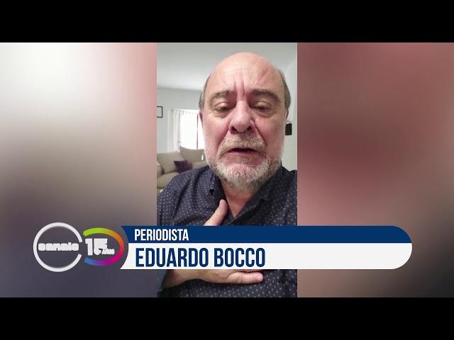 Canal C 15 años: Eduardo Bocco, periodista
