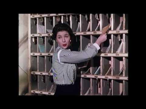 Marianne Koch und Willy Millowitsch in  Die Landärztin    Kompletter Heimatfilm 1958 HD