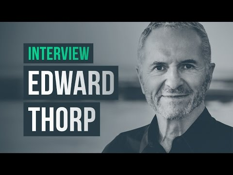 Edward Thorp · Math genius who beat the dealer and the market