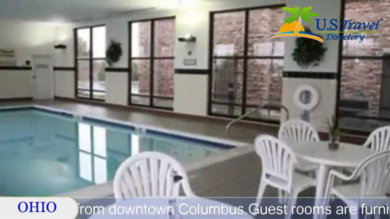 hampton inn suites columbus hilliard hilliard hotels. Black Bedroom Furniture Sets. Home Design Ideas