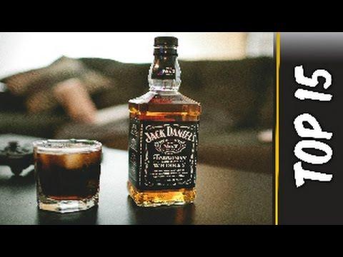 Las 15 Bebidas Alcoholicas mas Fuertes del Mundo