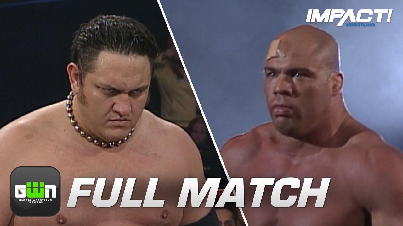 Download Kurt Angle vs Samoa Joe: FULL MATCH (TNA Genesis 2006) | IMPACT Wrestling Full Matches