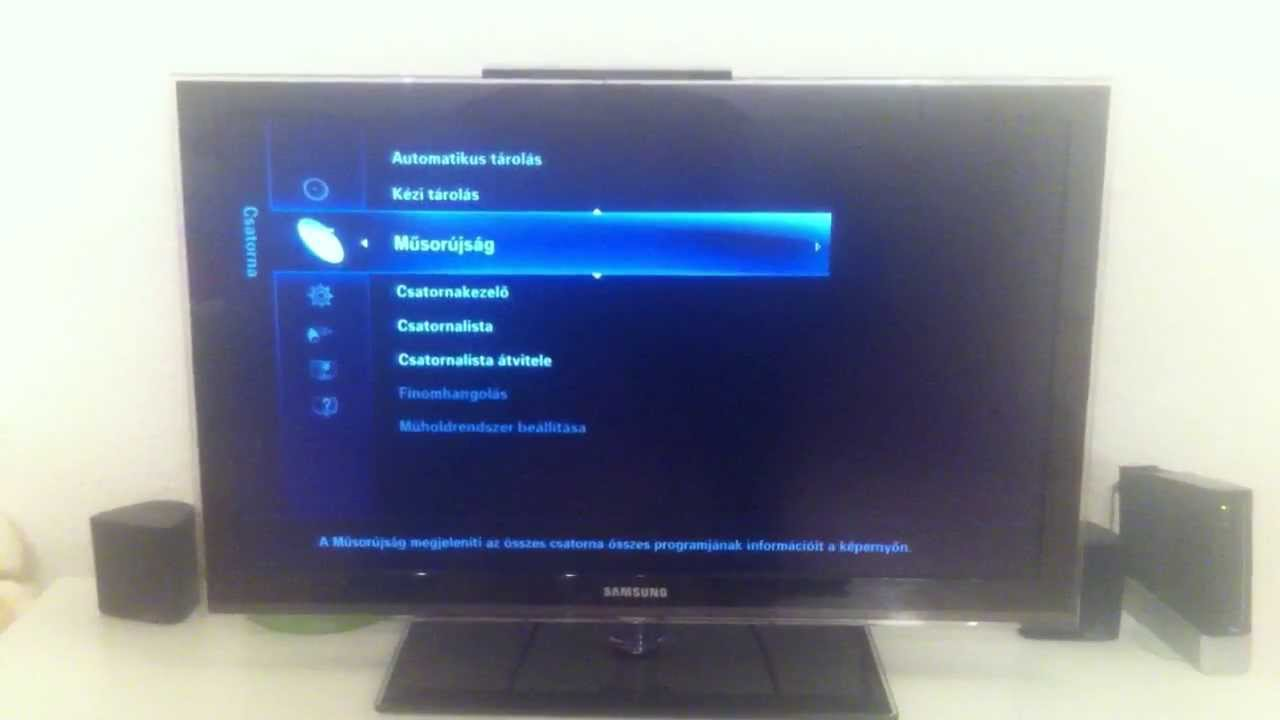 Samsung Serie 6 Tv