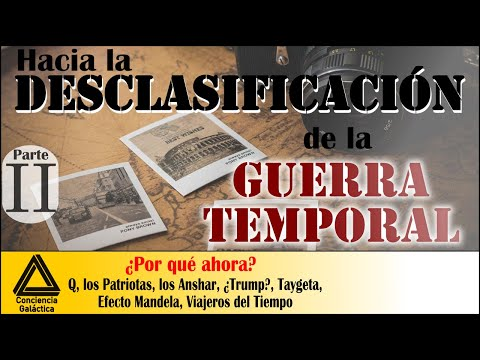 Download MP3 GUERRA TEMPORAL (Parte II):  Camino a la DESCLASIFICACIÓN