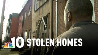 Stolen Homes: Philly Deed Fraud Scam on the Rise | NBC10 Philadelphia