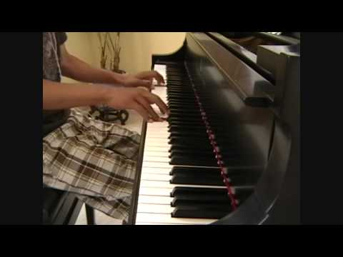 Boston by Augustana Piano Cover