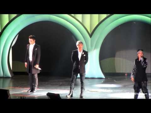 BigBang London Concert English Chat