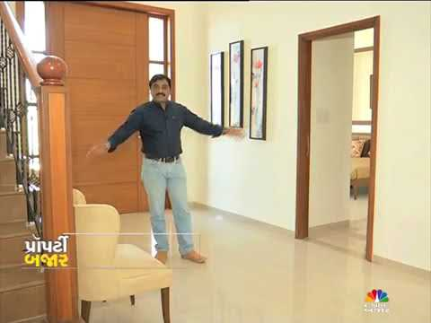 Watch Property Bajar talk about Adani Realty's 4BHK Luxurious Villa experience at The North Park