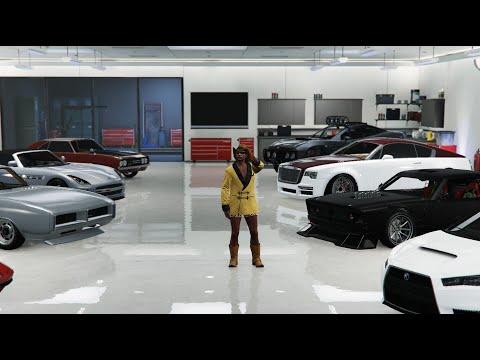 FAST AND FURIOUS - Gta 5 Garage Tour 3 - {70+ CARS}