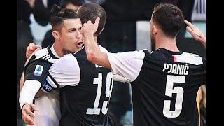 يوفنتوس 3 - 0 فيورنتينا | كريستيانو رونالدو يقود يوفنتوس للفوز على فيورنتينا | الجولة 22