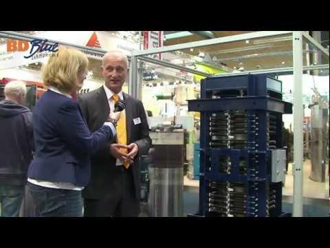 BD Blue Systems: Interview mit RegioTV zur Gülle- und Gärrestaufbereitung