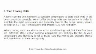 Wine Cellar Equipment - 10 Things You'll Need For A Professional  Wine Cellar