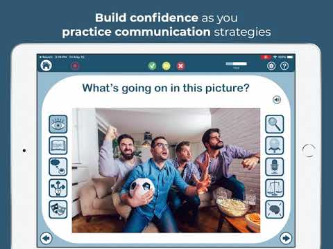 Conversation Therapy App Preview