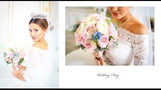 Когда невеста-Королева, свадебный клип Ю и Д, фото и видеосъёмка свадьбы СПб mol4anova.ru