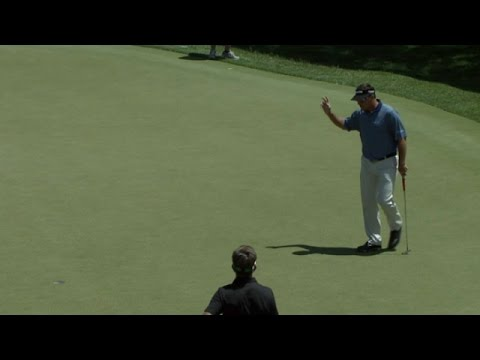 Highlights | Brandt Jobe leads by one at Constellation SENIOR PLAYERS