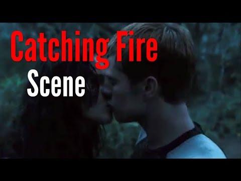 Catching Fire Scenes - Last Kiss