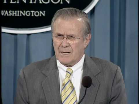 OASD: DoD News Briefing with Secretary Rumsfeld and Gen. Pac