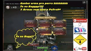 #Roletando Caixa Dia das Bruxas 3 e 4, Ganhando 5 Armas GG Izieee!!!!