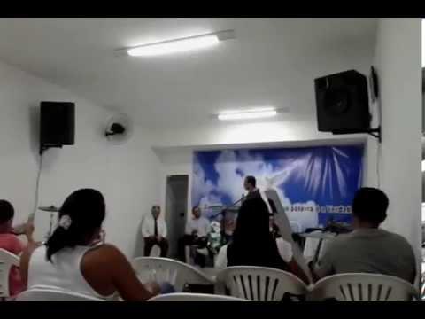 Pr.Leonardo Araújo Ministração da Palavra na AD na cidade de Sapé - PB.