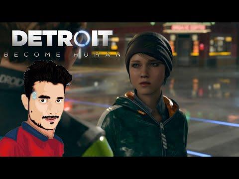 DETROIT BECOME HUMAN: Part -2 ரோபோ விச்சு PC GAME LIVE🔴தமிழில் #gamervichu thumbnail