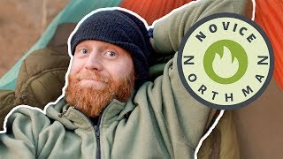 Hammock Camping in Winter - how to fail | Wild Camping Vlog #2