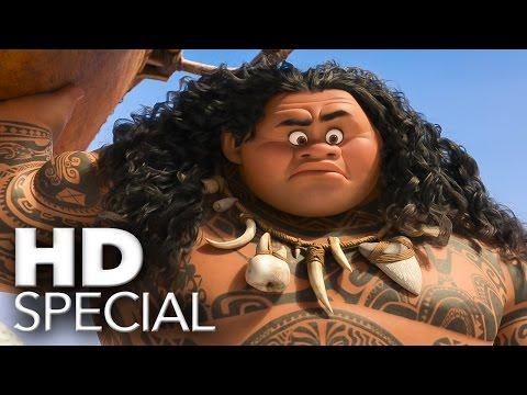 Disney Song: VOLL GERNE aus VAIANA + 7 Filmclips | HD 2017