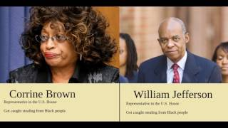 Blacks get Betrayed by Corrupt Black Politicians