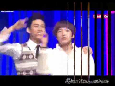 2PM Jay shouted Happy birthday Taec