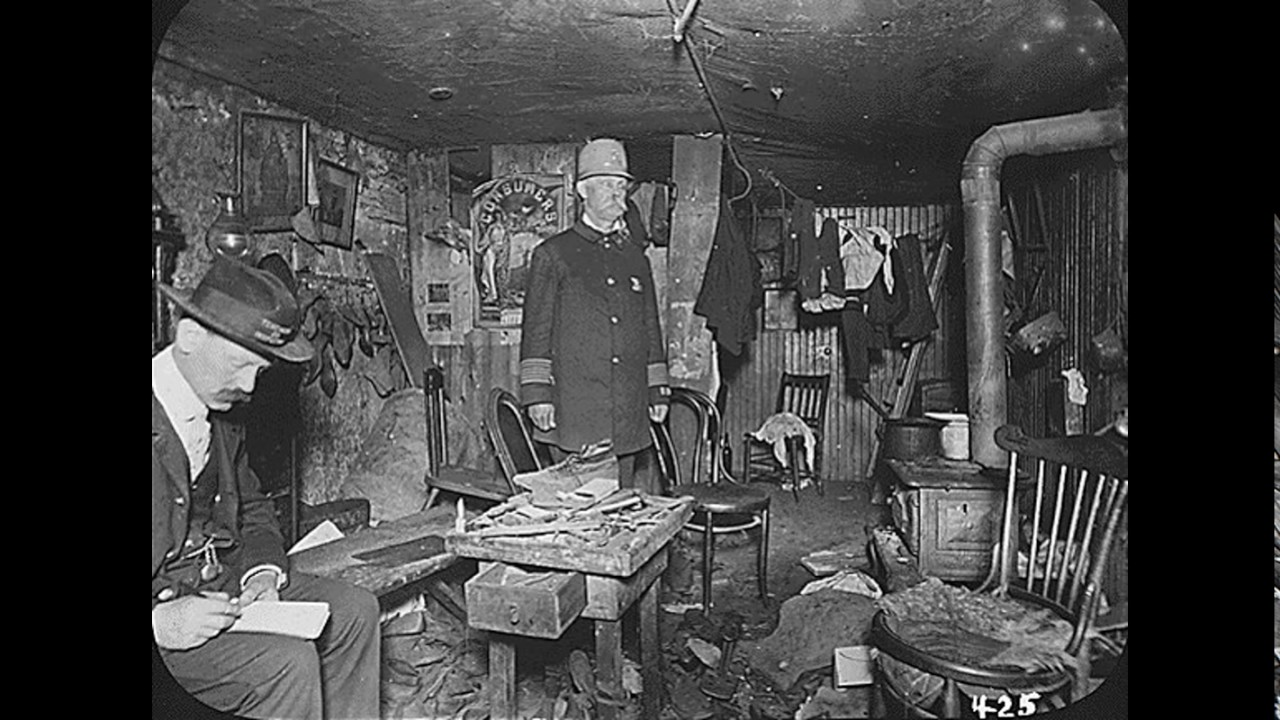 Living Conditions In The Industrial Revolution Youtube